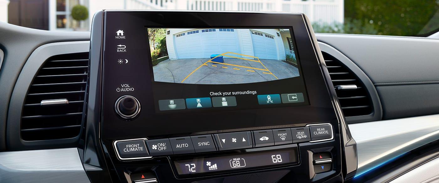 2019 Honda Odyssey Infotainment Center