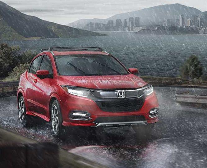 2019 Honda HR-V Financing near Ann Arbor, MI