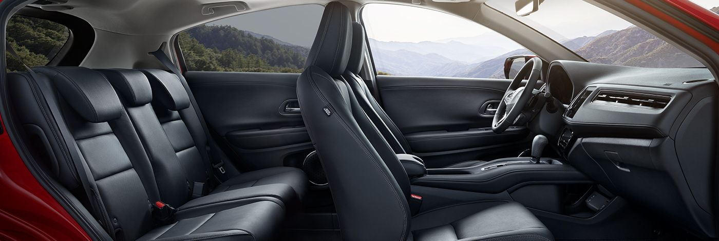 Luxurious Seating in the HR-V