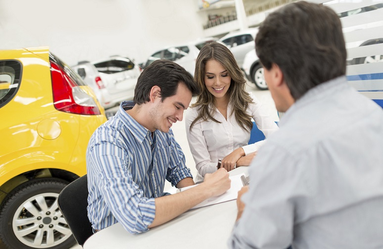 Let Us Help You With the Car-Buying Process!