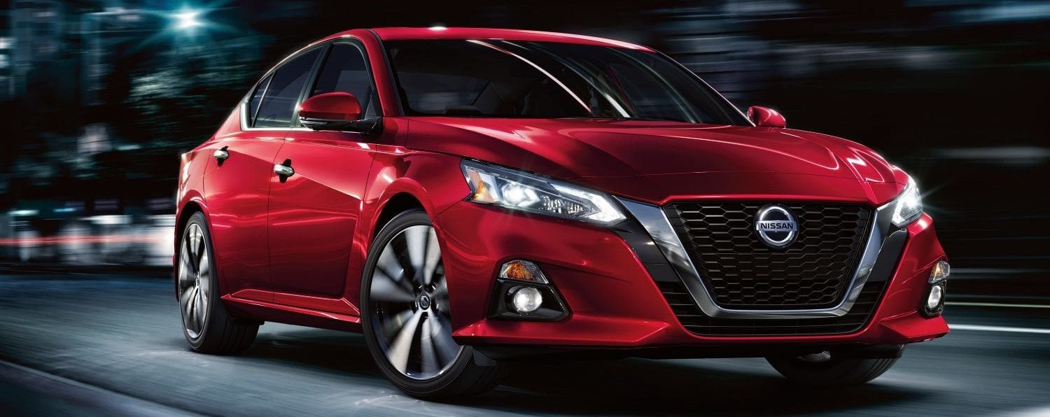 2019 Nissan Altima vs 2019 Toyota Camry in Milford, MA