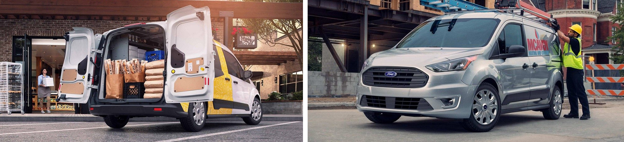 2019 Ford Transit Connect in Denton