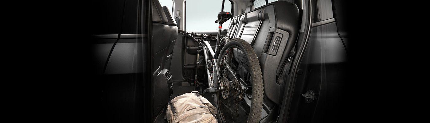 2019 Honda Ridgeline Storage