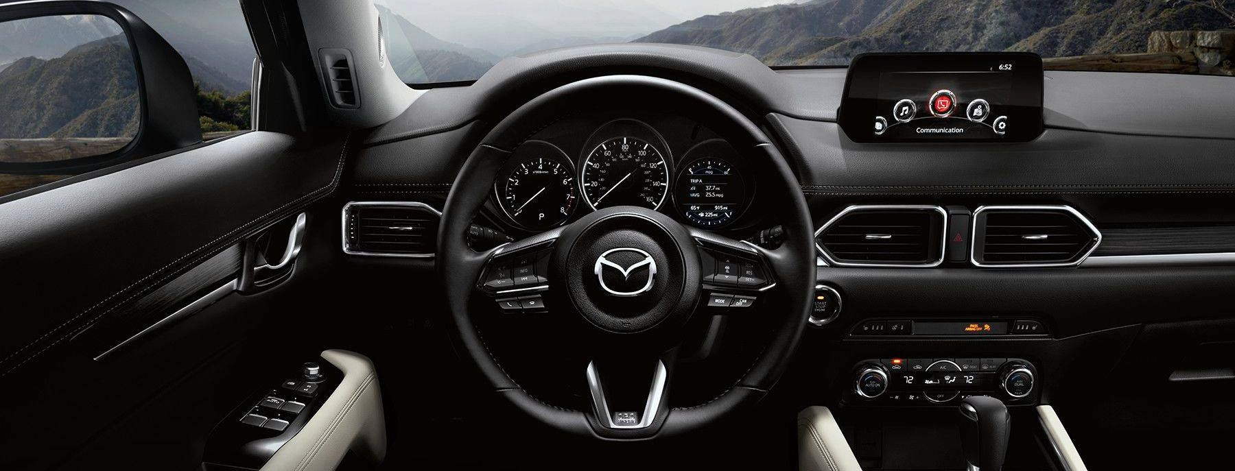 Get Behind the Wheel of the Mazda CX-5!