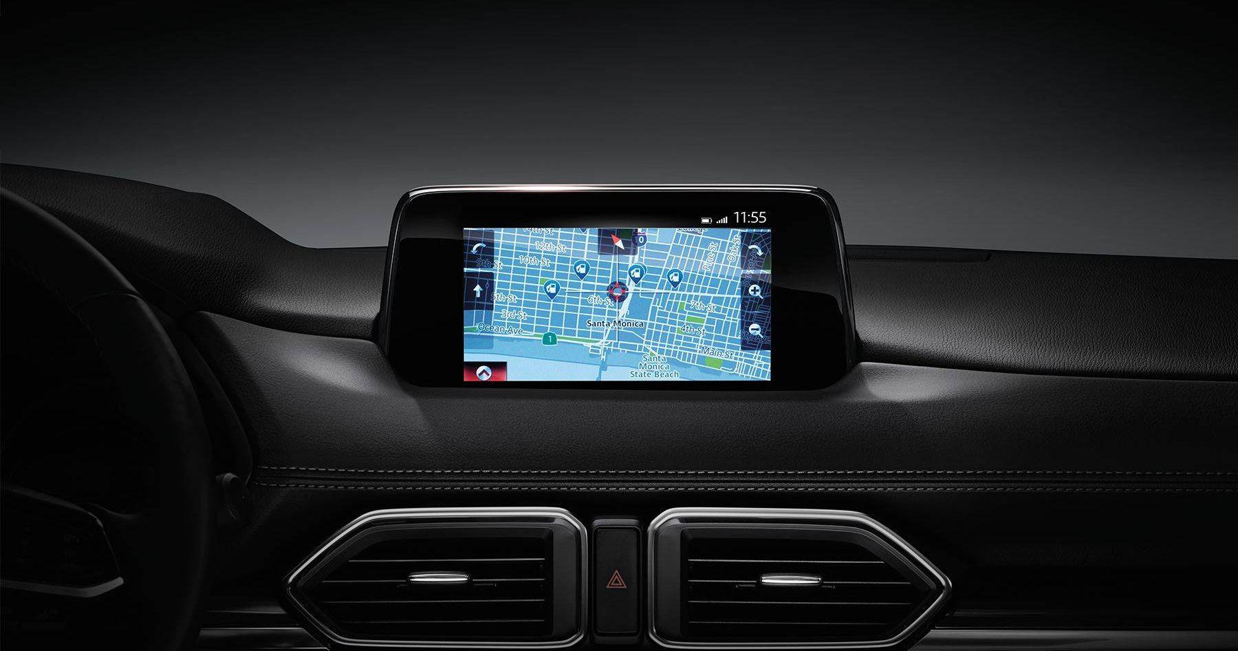 Mazda CX-5 Navigation System