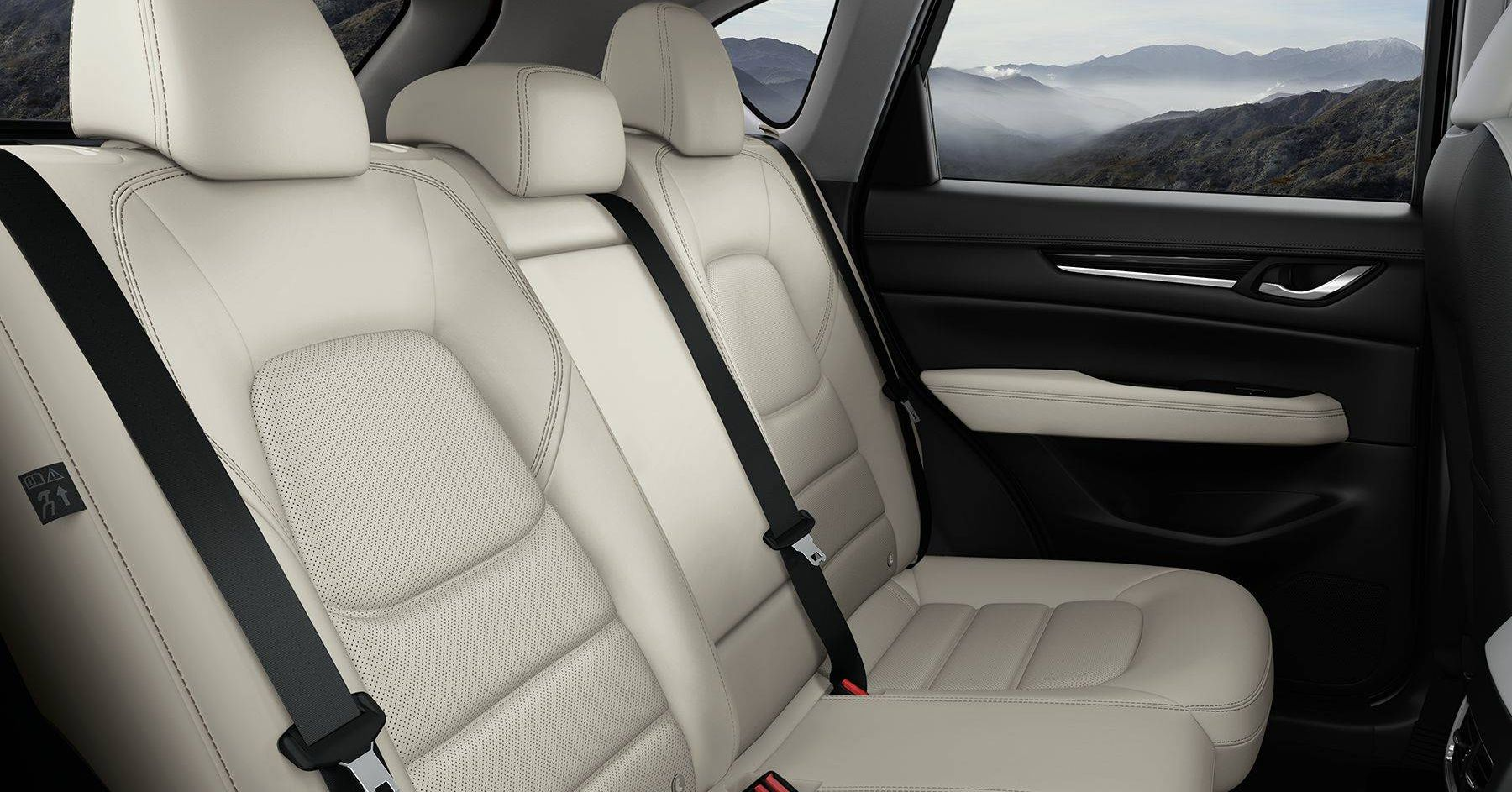 Ample Space in the Mazda CX-5!