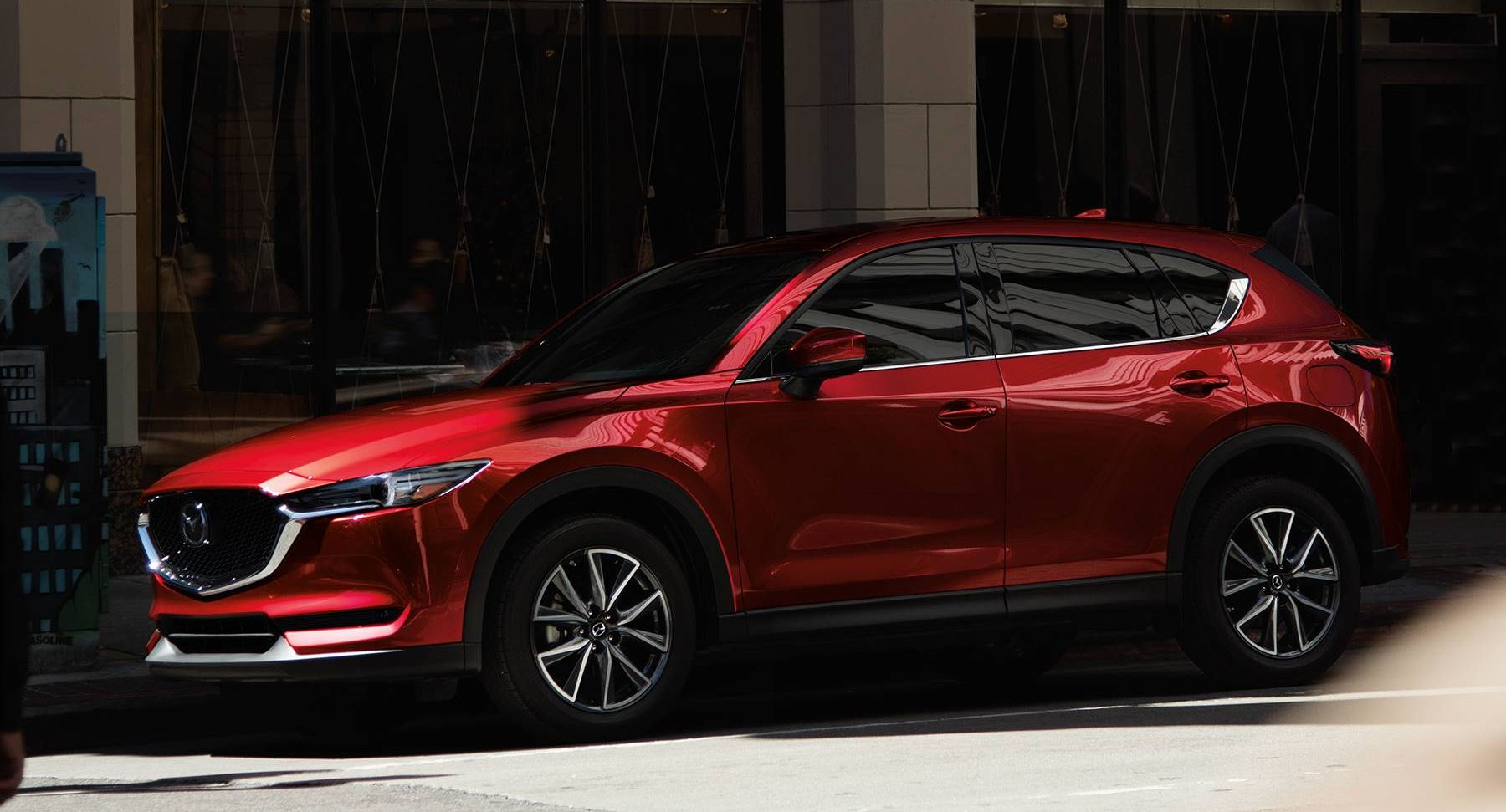 2018 Mazda CX-5 vs 2019 Jeep Cherokee near Phoenix, AZ