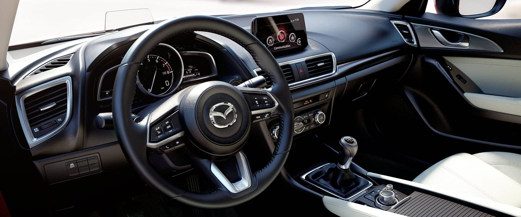 Technology in the 2018 Mazda3