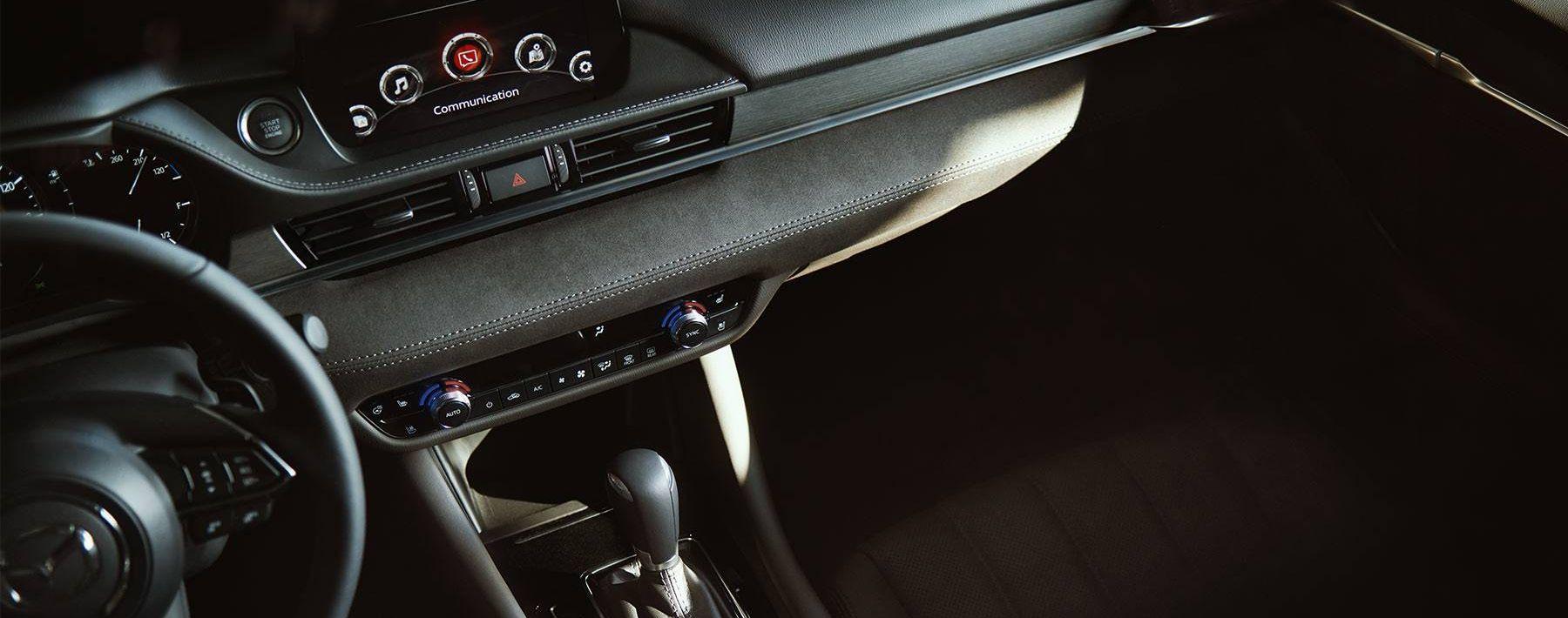 Stunning Interior of the Mazda6