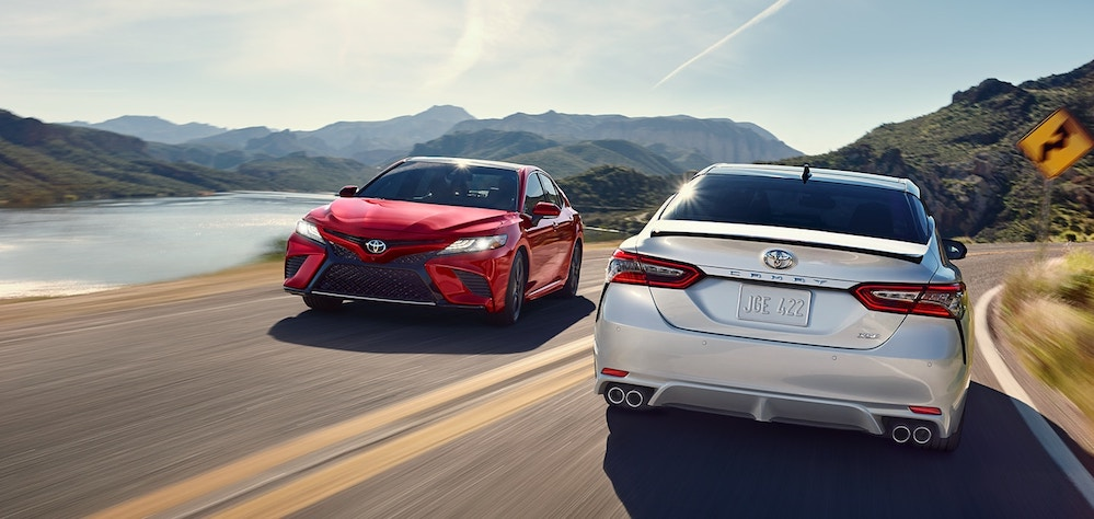 2019 Toyota Camry available near Madison