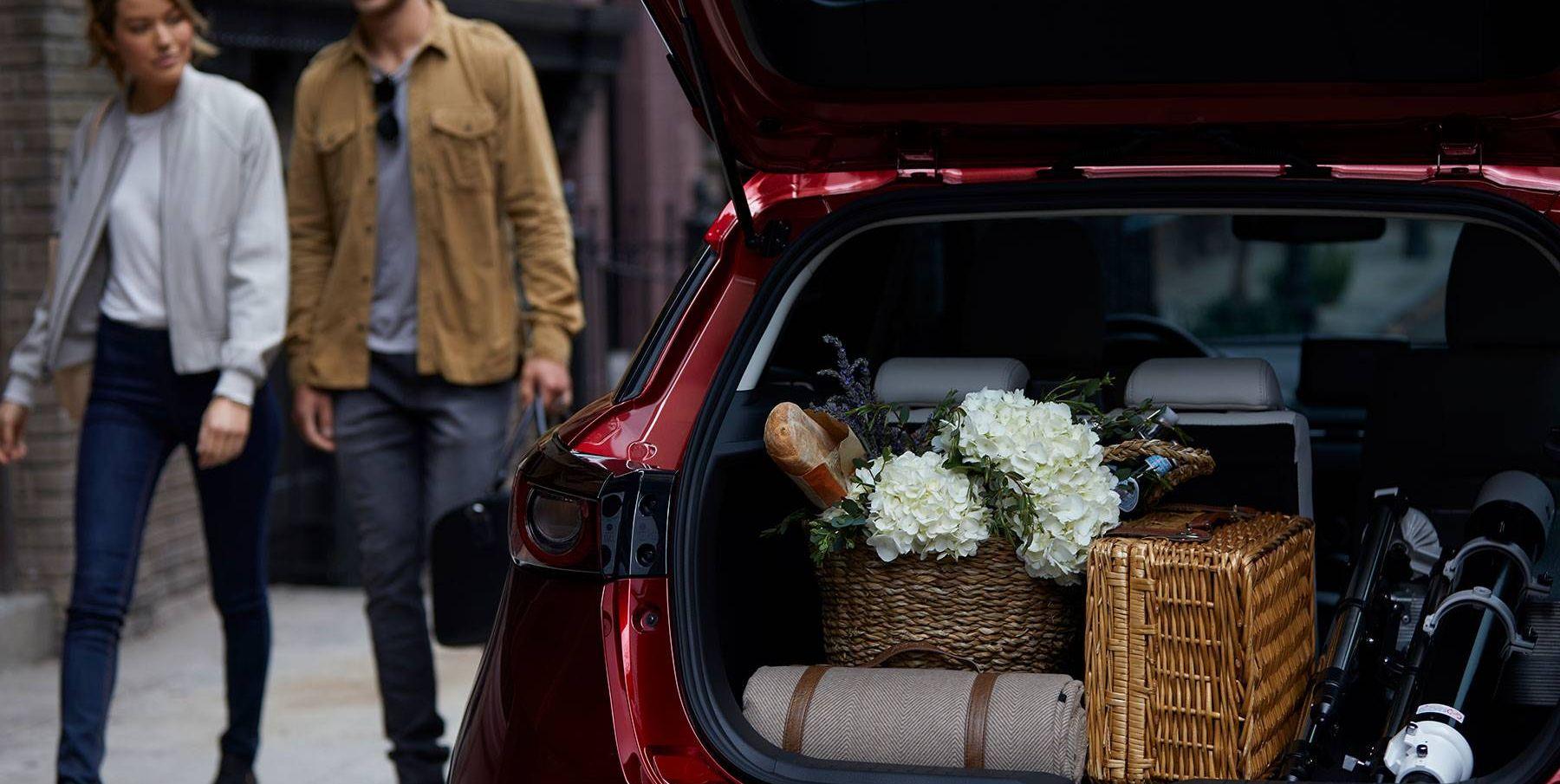 Storage Capacity of the Mazda CX-3