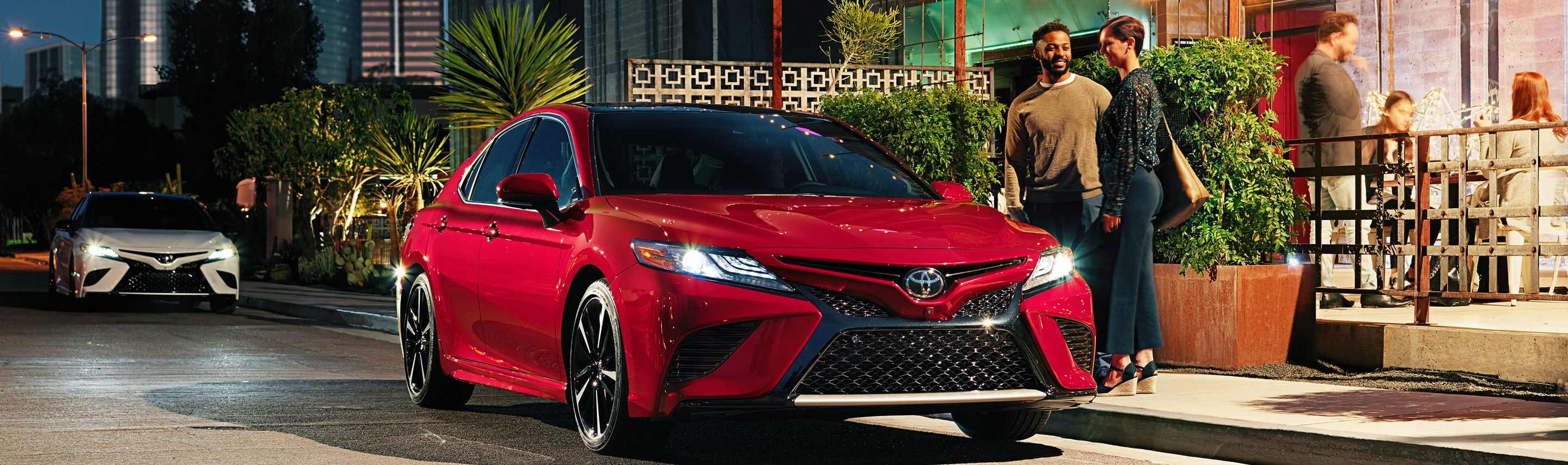 2019 Toyota Camry Leasing in Cleveland, OH