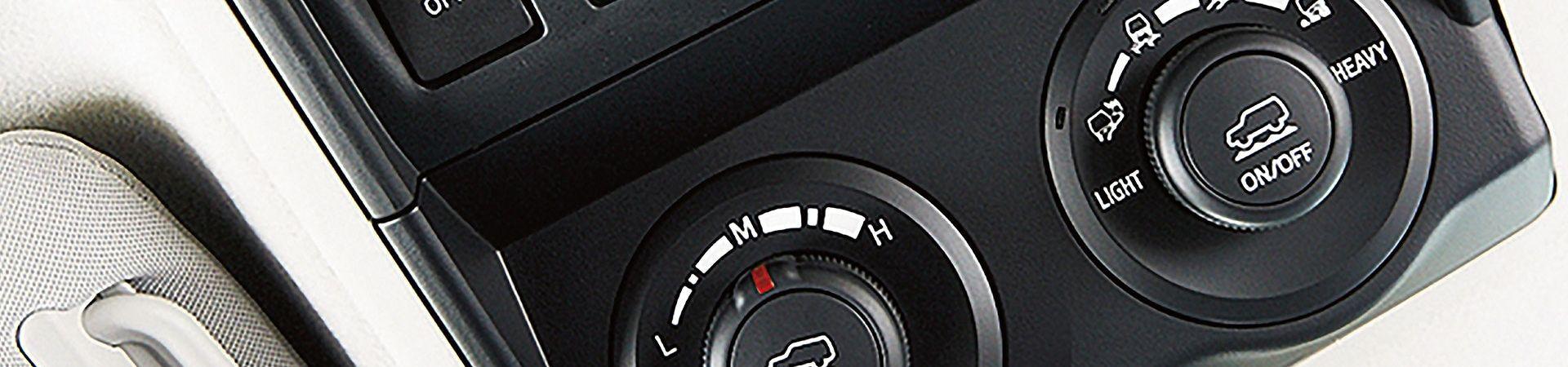 2019 Toyota 4Runner Controls
