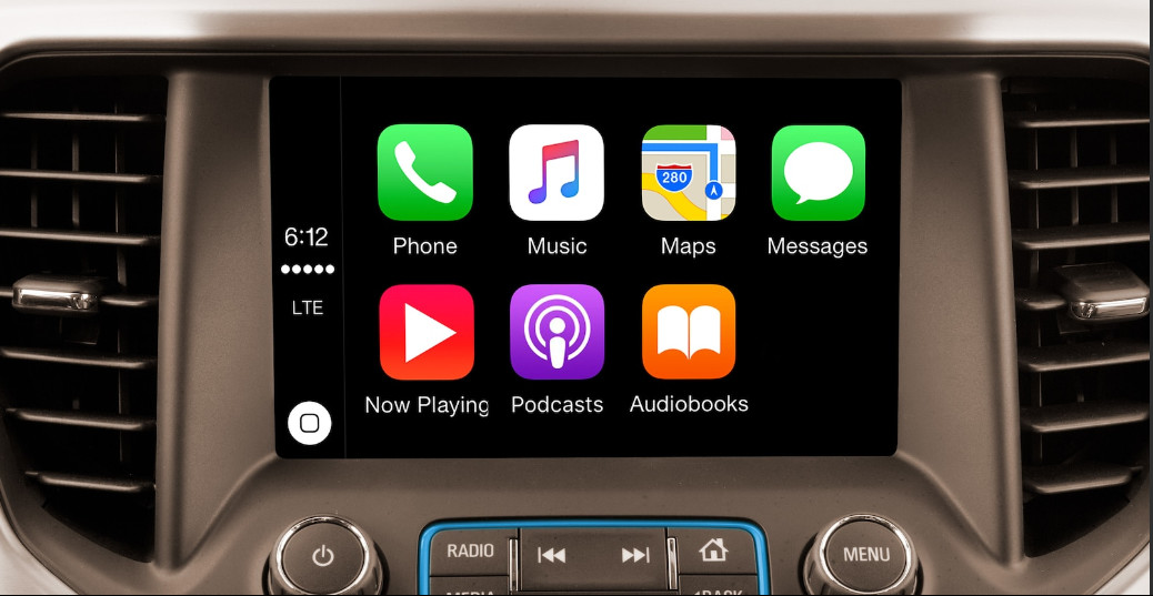 All Your Media at Your Fingertips in the Acadia!