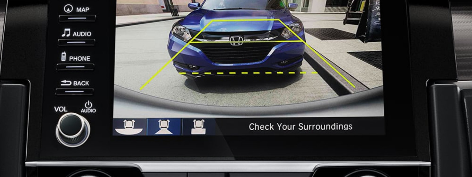 Rearview Camera!