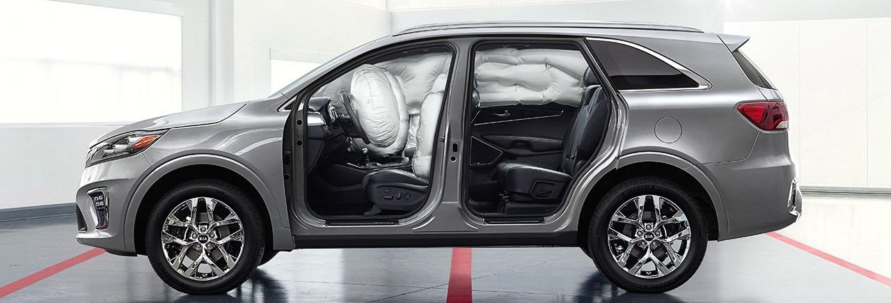 Safety Is Paramount in the Sorento