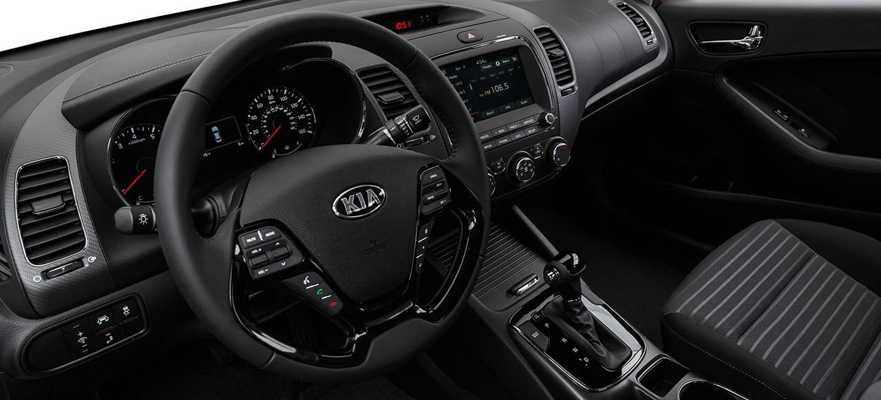 The Forte's Well-Appointed Dashboard