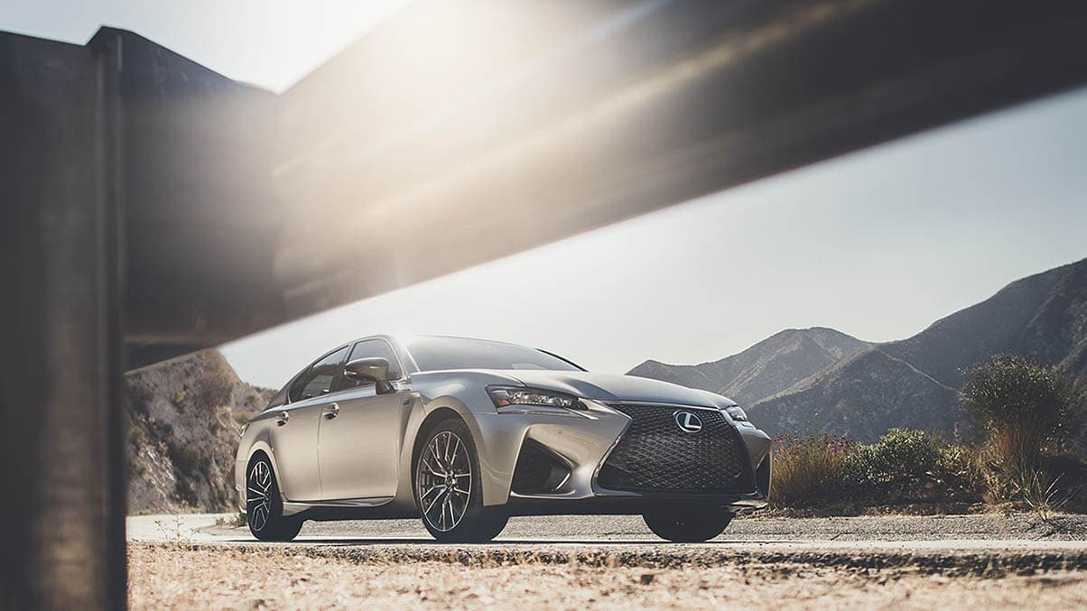 2019 Lexus GS F Leasing near Rockville, MD