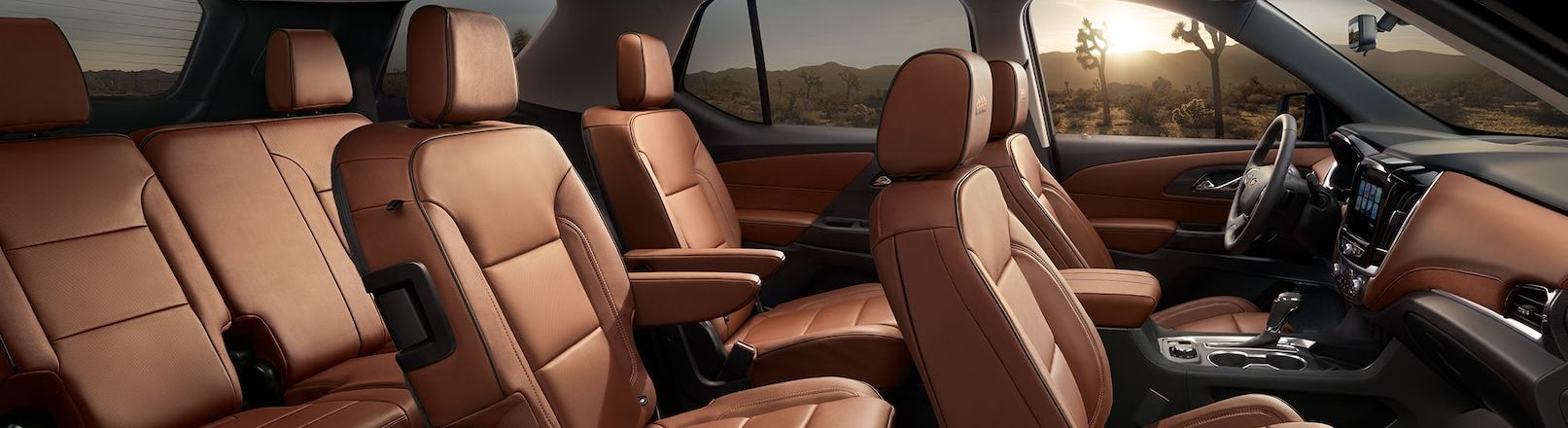 Luxurious Seating Options in the 2019 Traverse