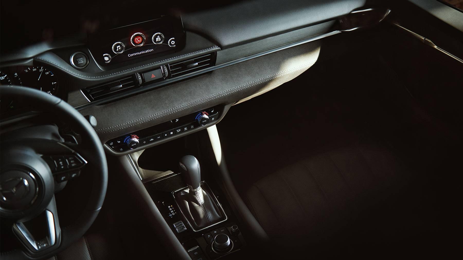 2018 Mazda6 Center Console