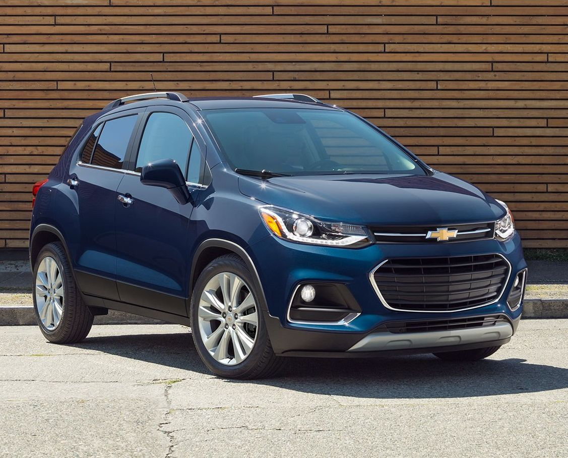 2019 Chevrolet Trax for Sale near Schererville, IN - Christenson Chevrolet