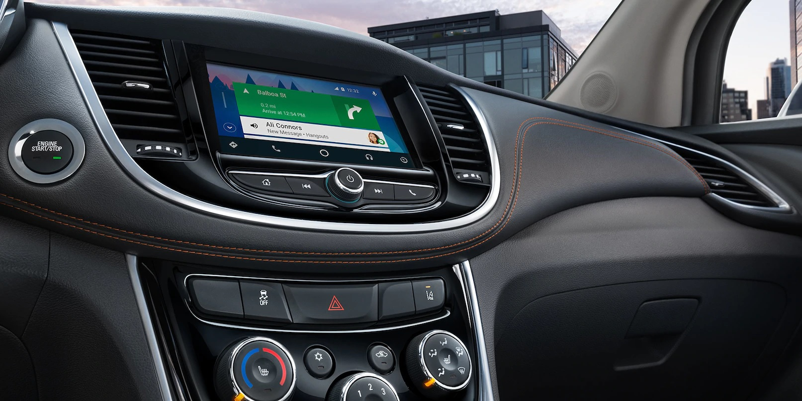The Trax Is Loaded with Technology Features!