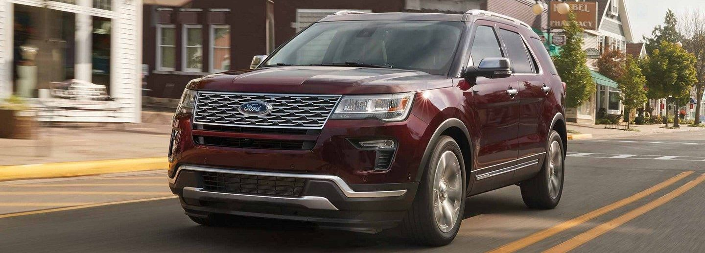 2019 Ford Explorer for Sale near Elizabethtown, KY