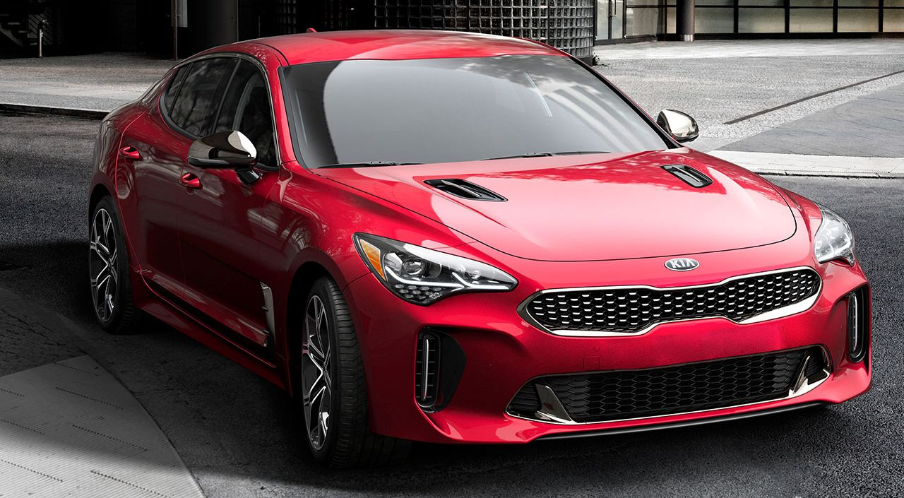 2018 Kia Stinger for Sale in Lihue, HI