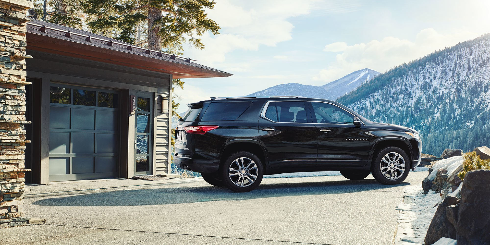 2019 Chevrolet Traverse Leasing near Burbank, IL