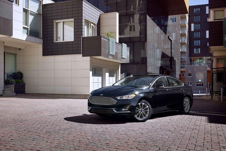 2019 Ford Fusion Financing near Allen, TX