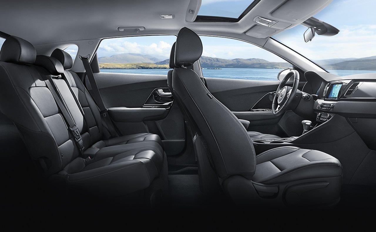 2018 Kia Niro Features And Benefits Near San Diego Ca Weseloh Kia