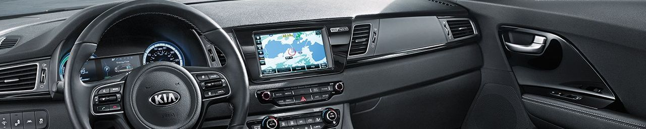 2018 Kia Niro Center Console