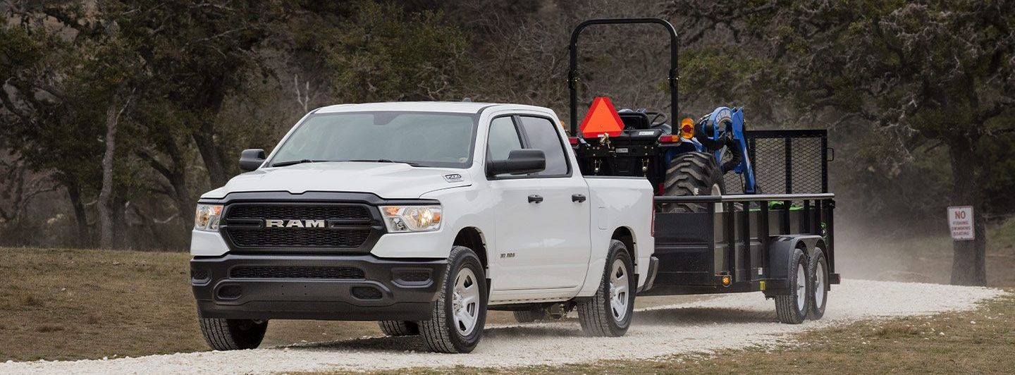 Towing Capability of the Ram 1500