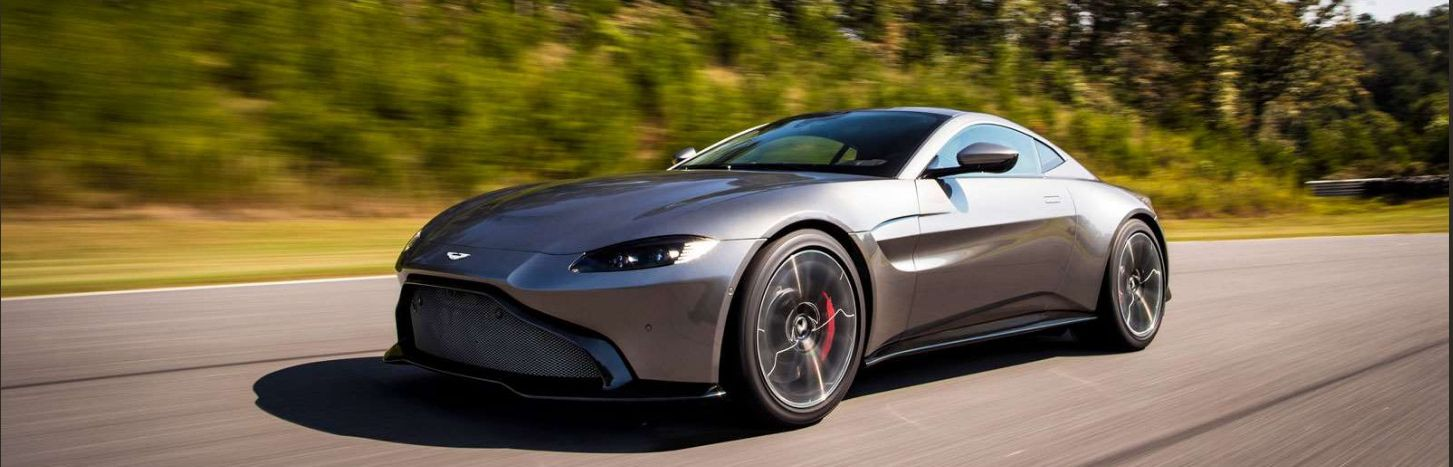 2019 Aston Martin Vantage Leasing Near Dallas Tx Aston Martin Of