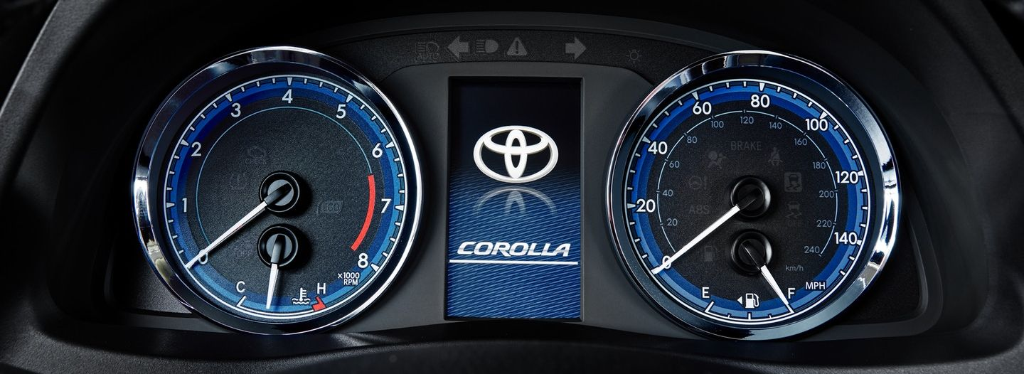 Efficient Performance of the Toyota Corolla
