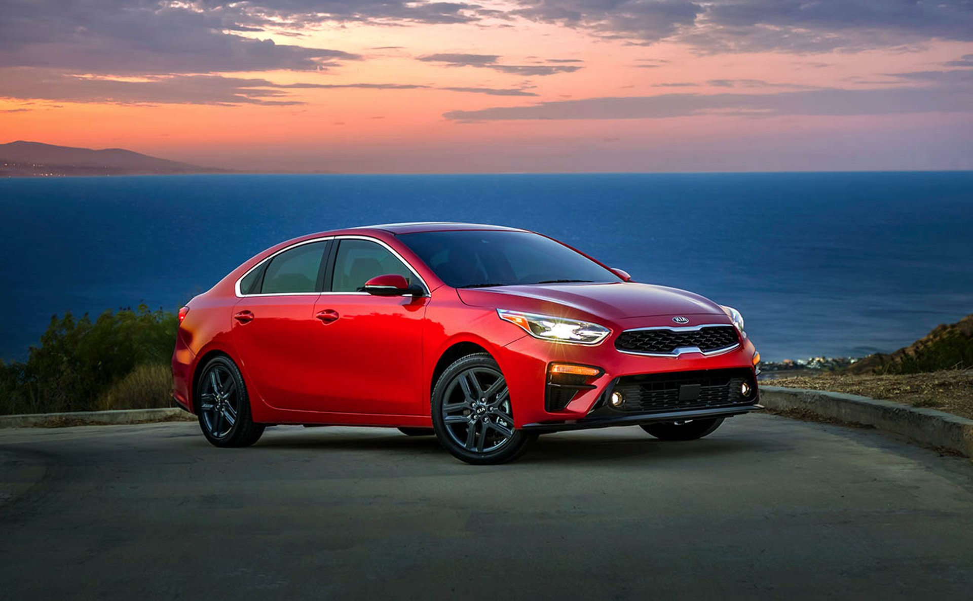 2019 Kia Forte Financing in Houston, TX