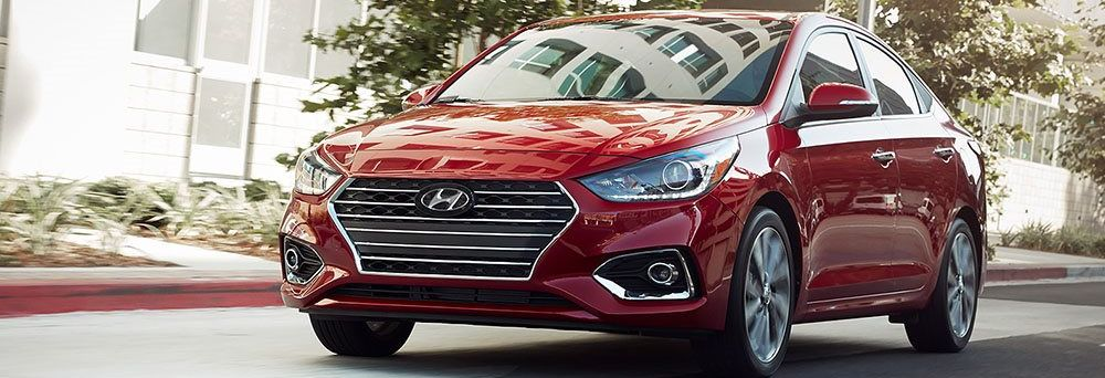 2019 Hyundai Accent Leasing near Stafford, VA