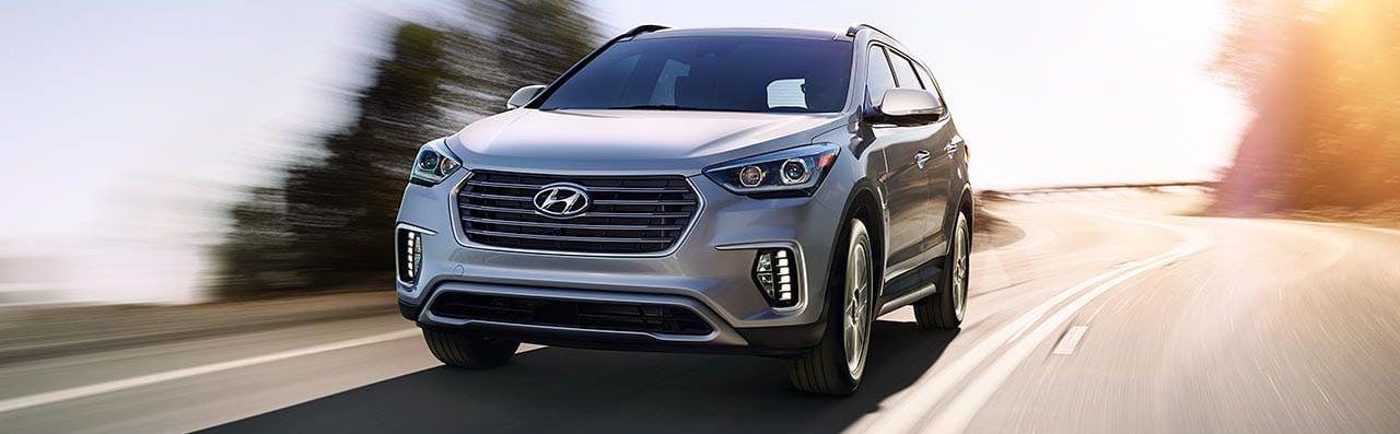 2019 Hyundai Santa Fe XL Leasing near Manassas, VA
