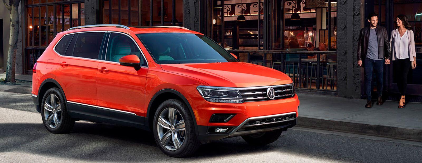 2018 Volkswagen Tiguan Leasing near Clinton, MD