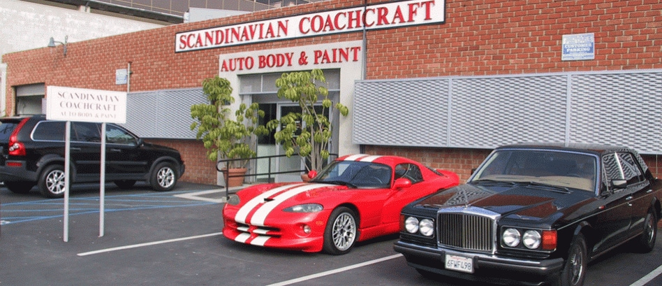 Culver City Mazda is proud to partner with Scandinavian Coachcraft for Collision Repairs