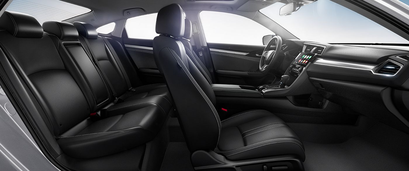 Comfort For All in the 2018 Civic!