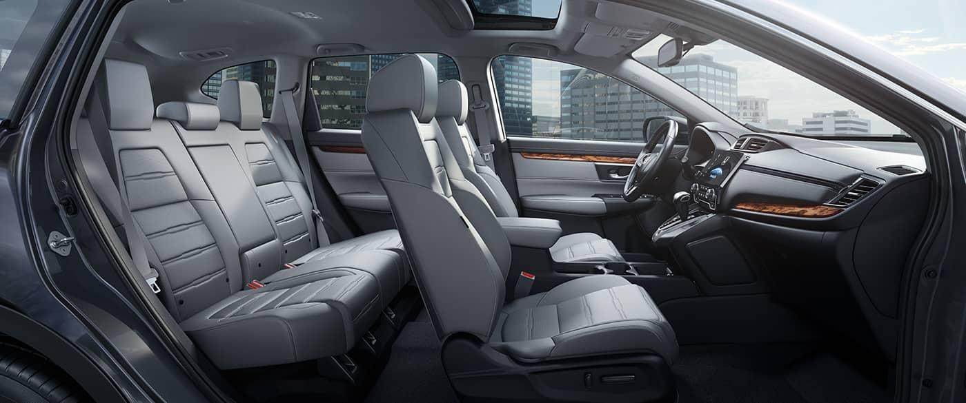 Get Cozy in the Honda CR-V!