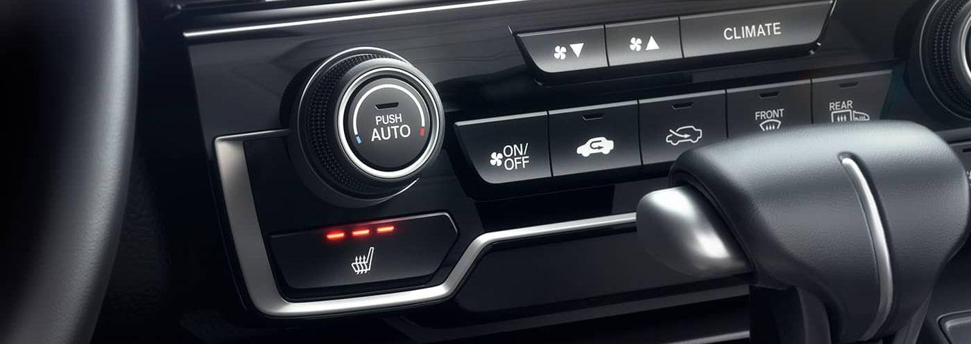Stay Warm in the Honda CR-V
