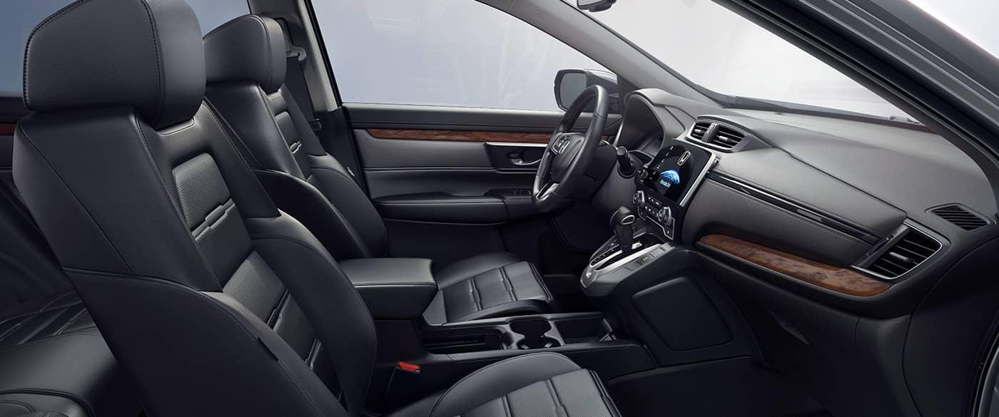 Cozy Seats in the 2018 Honda CR-V