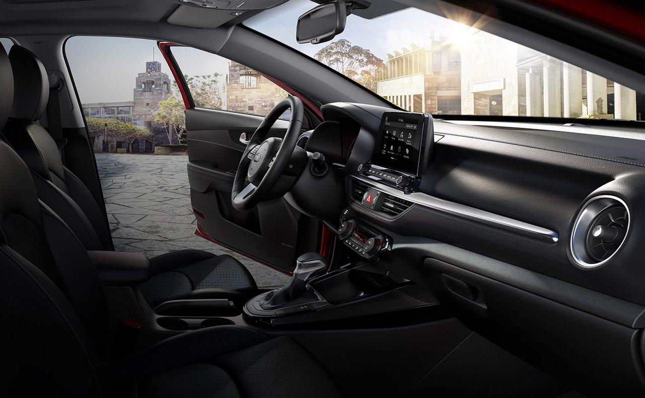 2019 Kia Forte Front Seating