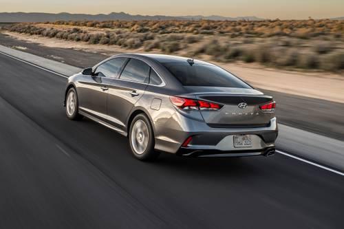 2019 Hyundai Sonata Leasing near Manassas, VA