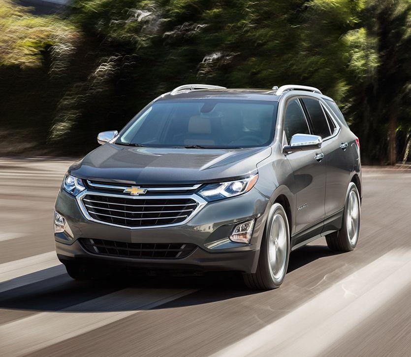 2018 Chevrolet Equinox Financing near Schererville, IN