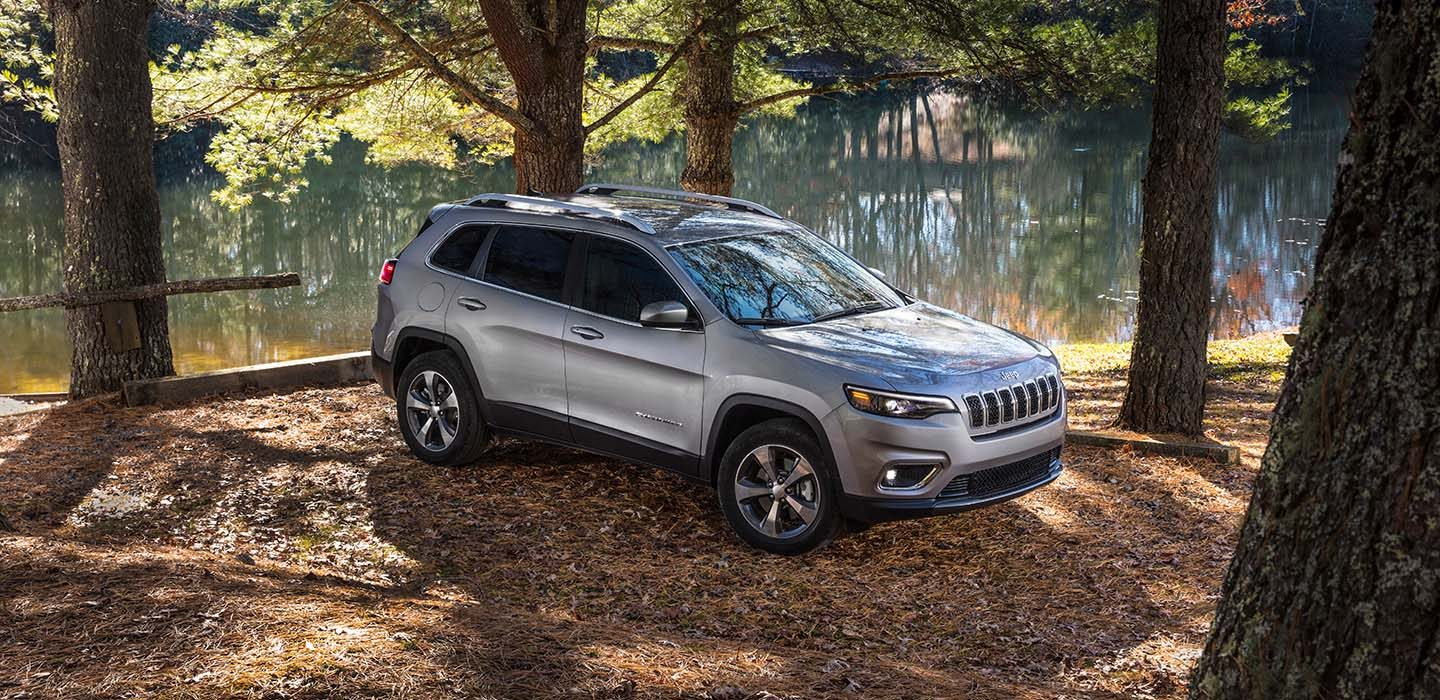 2019 Jeep Cherokee Technology Features near Oklahoma City, OK