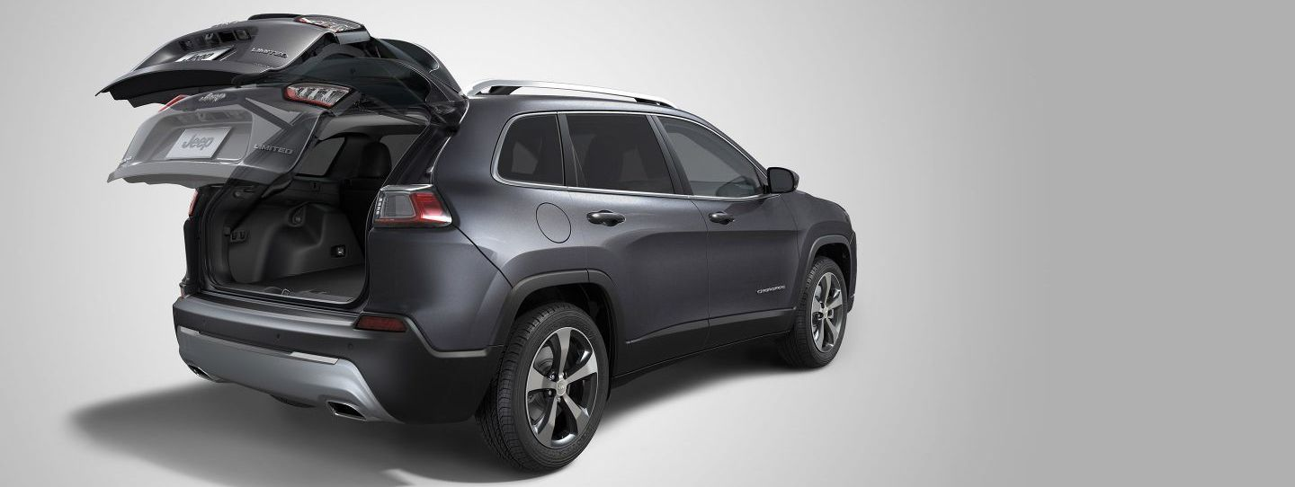 Available Power Liftgate for the Cherokee