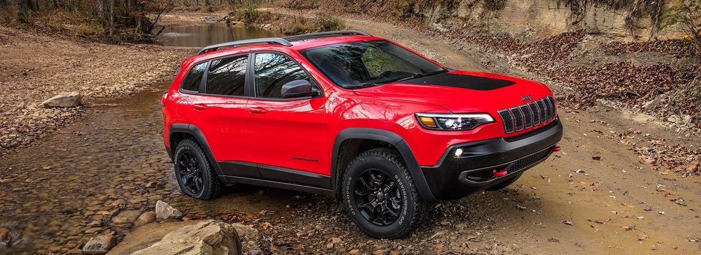 2019 Jeep Cherokee Leasing near Oklahoma City, OK